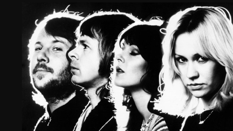 ABBA monochrome magic